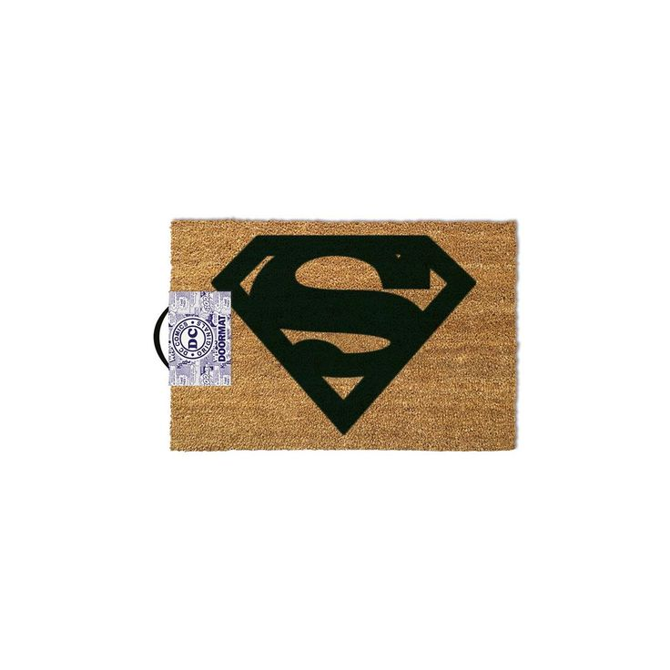 Zerbino dedicato a #Superman.