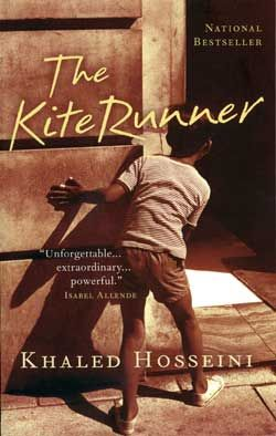 the kite runner: again, the book is way better...