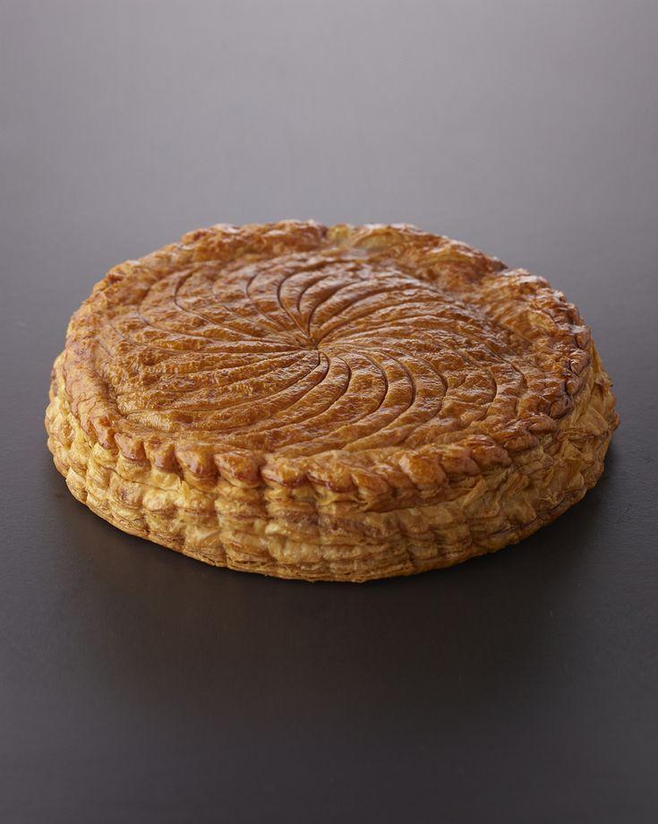 la galette de Cyril Lignac