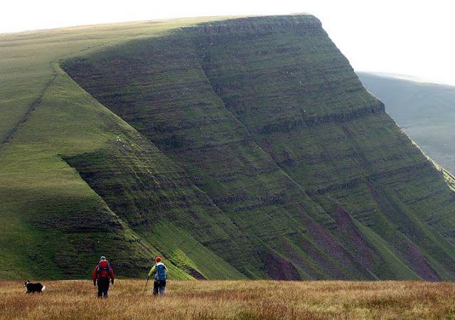 Trekking Britain Blog: August 2009