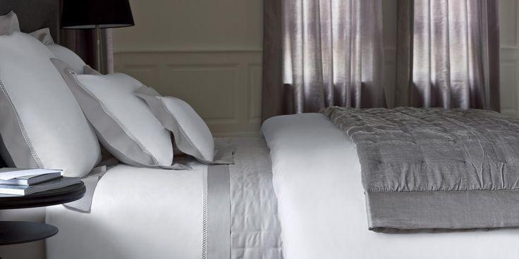 Walton Bed Linen Collection Yves Delorme