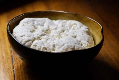 Домашний сыр Рикотта