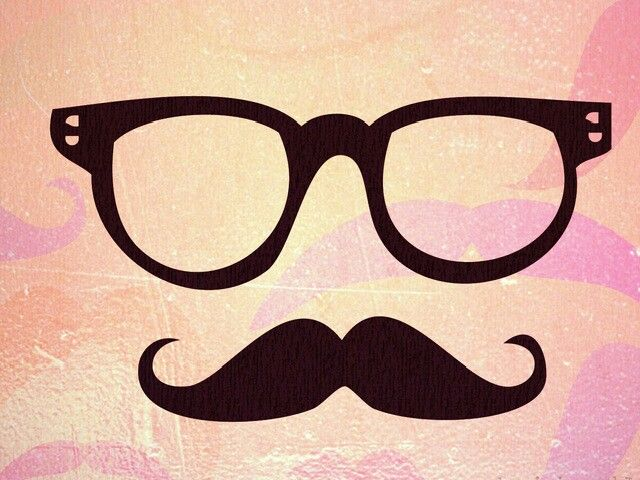 Mustache wallpaper : Cool Wallpapers : Pinterest : Hipster and ...