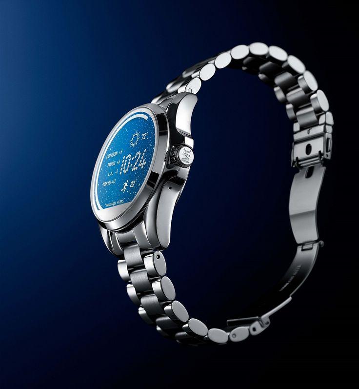 Michael Kors acaba de lançar no Brasil seu primeiro smartwatch. O Michael Kors Access é um relógio com design inovador e sensível ao toque que permite conexão aos seus aplicativos favoritos, compatíveis com os sistemas Android e iPhone.