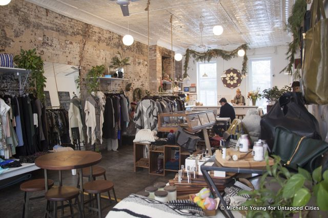 Jill Lindsey-Fort Greene-Brooklyn-Clothing Boutique-Coffee ...