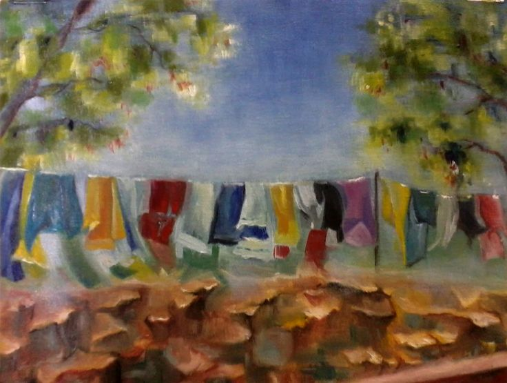 Clothes Line by SLahiri on DeviantArt