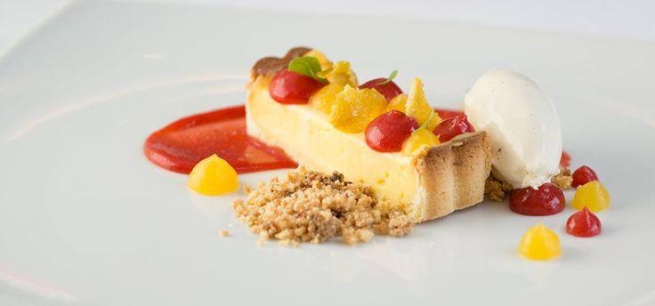 Lemon Tart http://tenbompas-restaurant.co.za/