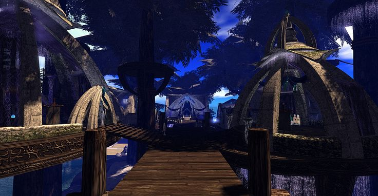 Fantasy Faire 2013  - Evensong Woods