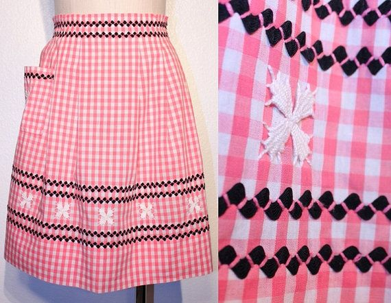 gingham is good. embellished is better
