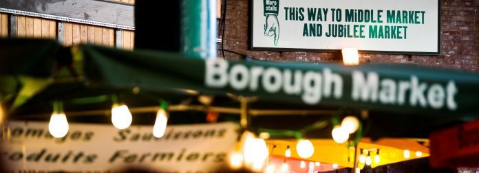 Borough Market - London's best food market