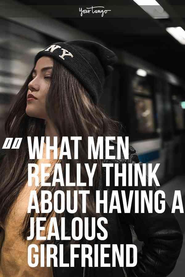 jealous type of girl