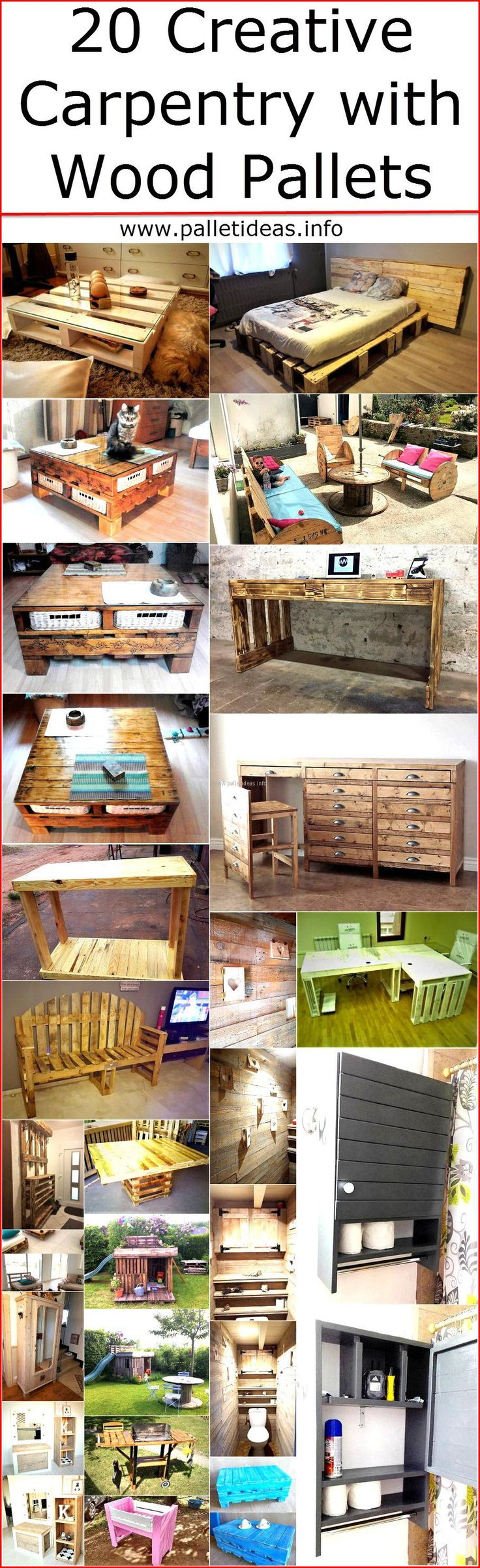 720 Best Images About Recycle Pallet Creations On Pinterest