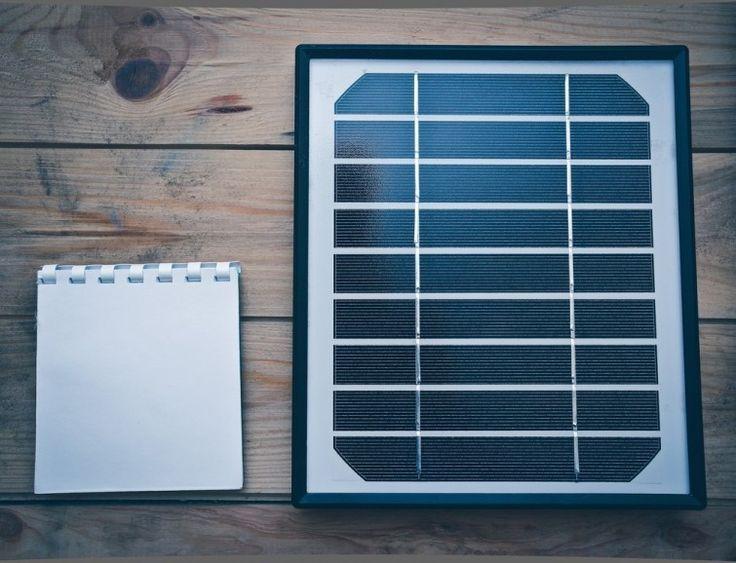 Cómo armar paneles solares. Lee más en La Bioguía.