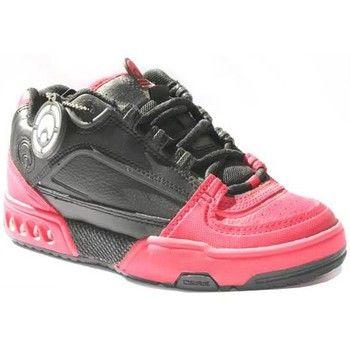 Baskets mode Osiris Emo Red Black Rouge 350x350