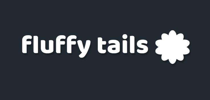 Idea #1 for small animal boarding company 'fluffy tails' #logo #logos #logodesign #logodesigninspiration #graphicdesign #designinspirations #brand