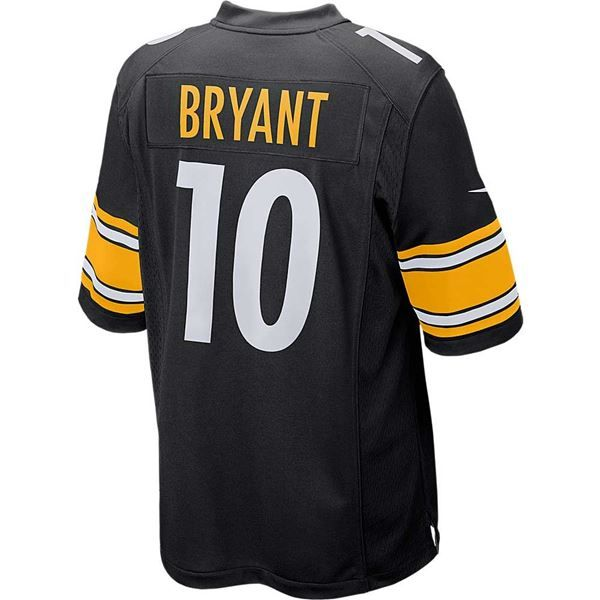 Picture of Pittsburgh Steelers Nike Martavis Bryant Replica Home Jersey