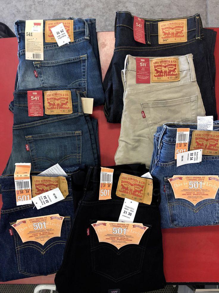 Liquidation jeans Levi's: tout à 29,95$ | lesventes.ca
