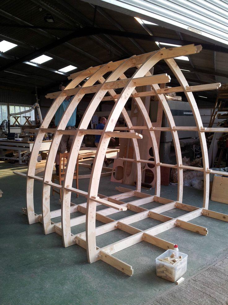 Glamping Pods, Garden Rooms, Office Framework | eBay