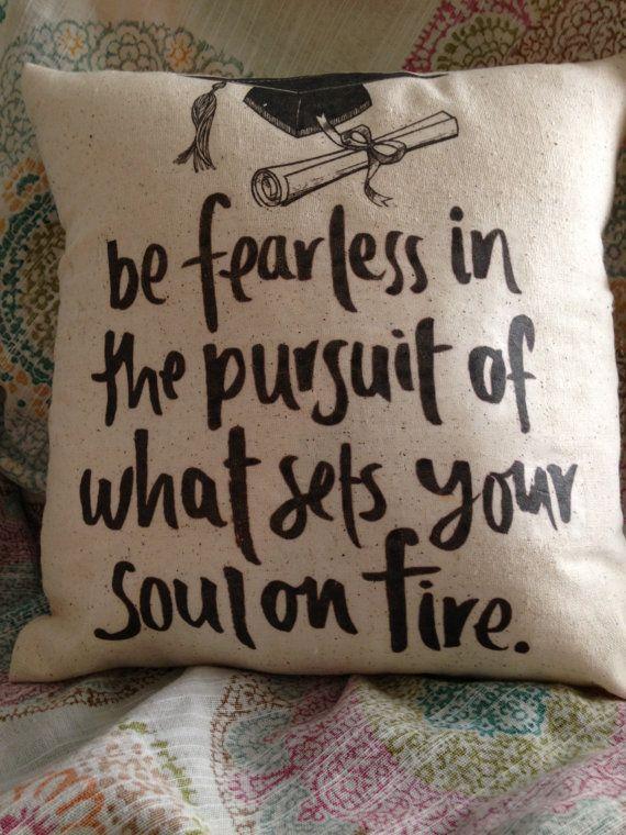 Graduation gift. Graduation keepsake pillow, dorm room , graduation gift for…