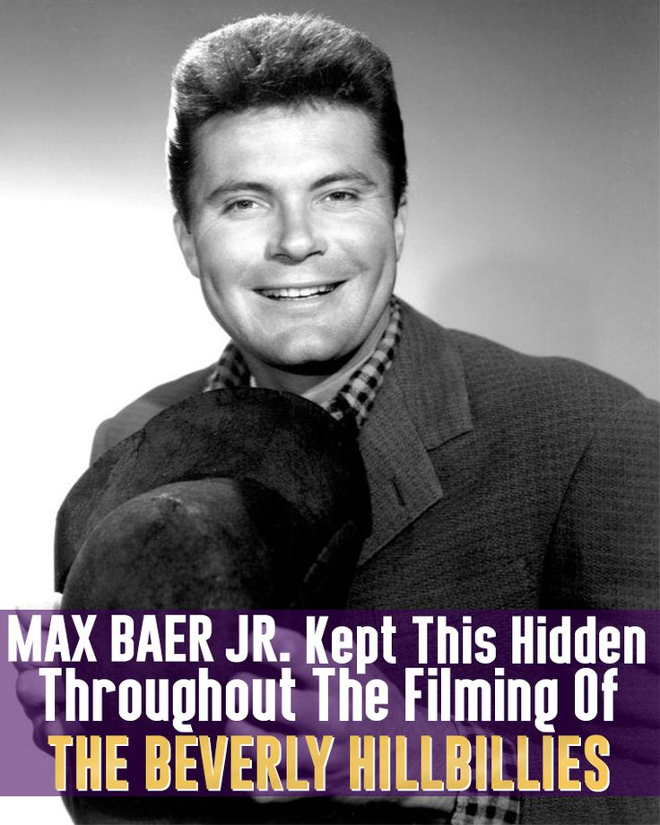 Max Baer Jr. Kept This Hidden Throughout The Filming Of 'Beverly Hillbillies'