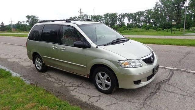 2003 Mazda Mpv Lx Sv For Sale In Kansas City Cars Com Cars Com Mazda Mini Van
