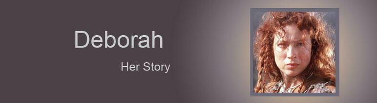 DEBORAH AND JAEL:Bible Women, Bible Warriors
