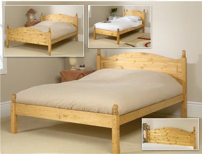 Pine Beds - DISNEY Low Foot and High Foot