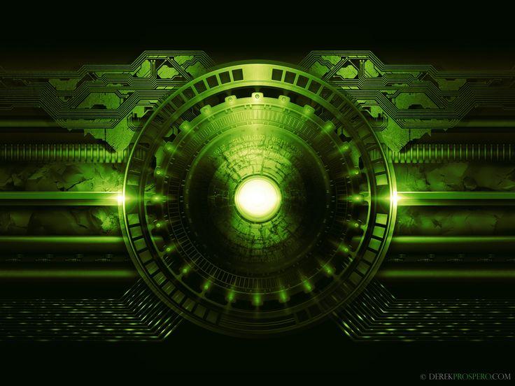 Green Technology - http://wallpaperzoo.com/green-technology-6685.html  #Technology