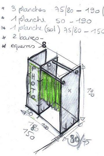 construction du photopad! photomaton avec l'application Ipad