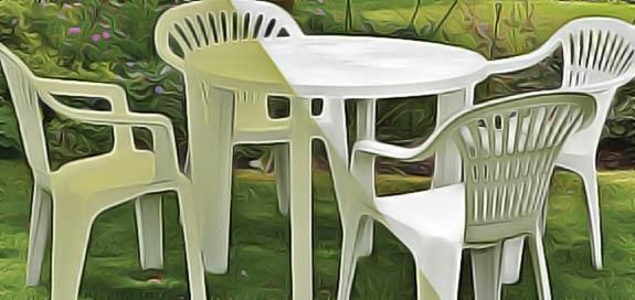 17 meilleures id es propos de chaises de jardin sur pinterest chaise rustique chaises d - Astuce pour nettoyer salon de jardin en plastique ...
