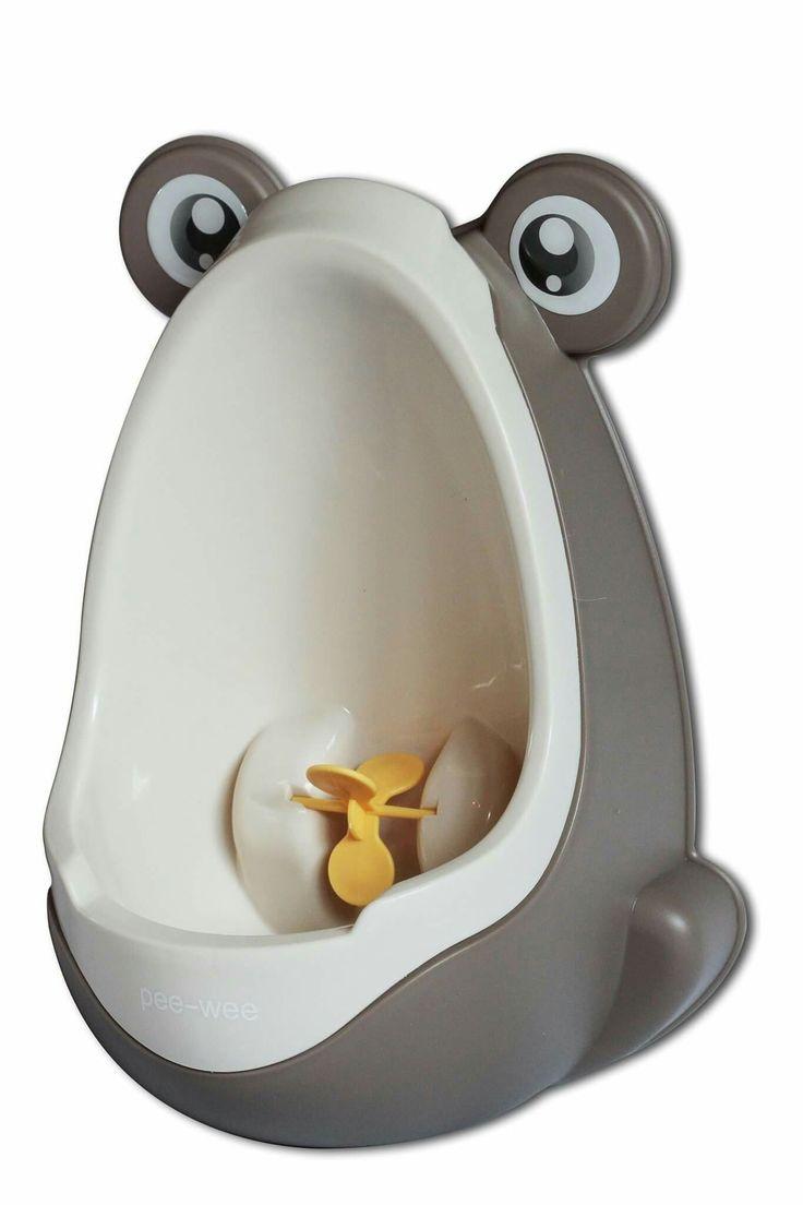 Peewee frog urinal