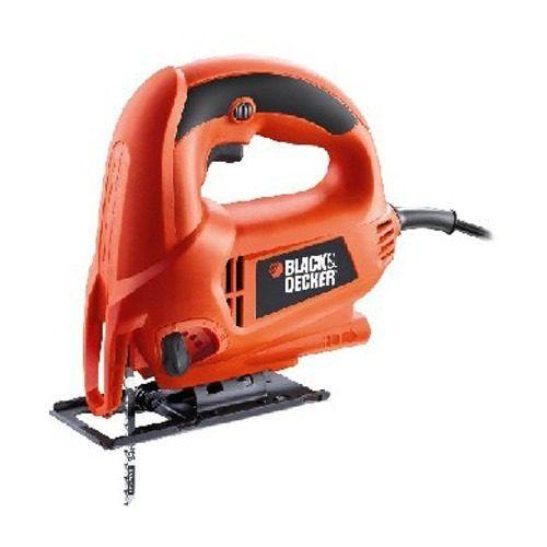 herramienta sierra caladora 450w black & decker