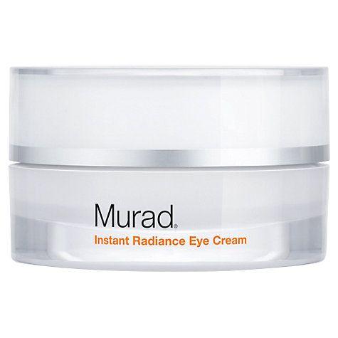 Buy Murad Instant Radiance Eye Cream, 15ml Online at johnlewis.com