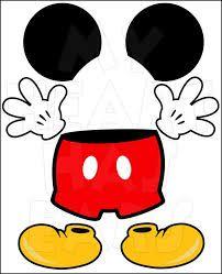 Resultado de imagem para mickey mouse face