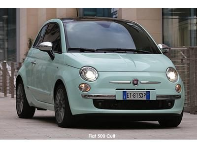 The 2014 Fiat 500 range, including new Cult and TwinAir 78 kW versions, to debut at Geneva Motor Show  Click the image to read the article