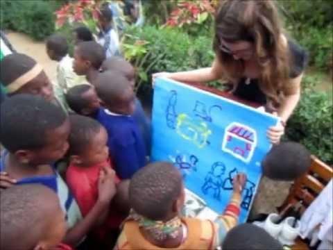 Village Africa Fundraiser - Yamba, Tanzania - DoodleJam