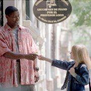 Still of Denzel Washington and Dakota Fanning in Man on Fire (2004)