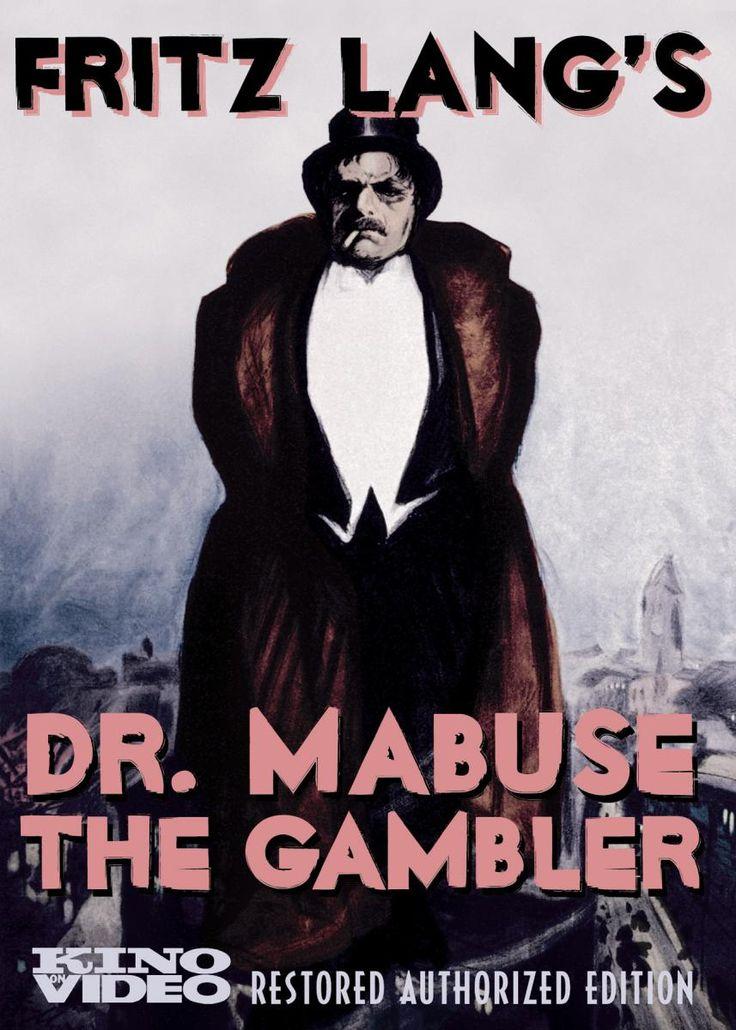 Dr. Mabuse, der Spieler [Dr. Mabuse, the gambler] - Fritz Lang ...