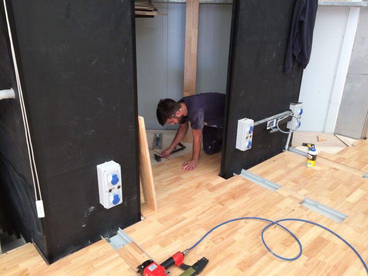 #malta #nuovo #pavimento #sportivo #parquet #legno #hardwood #flooring #dallariva