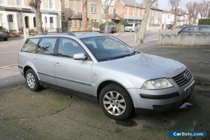 VW Passat 1.9 TDI SE 2001 Automatic #vwvolkswagen #passat #forsale #unitedkingdom