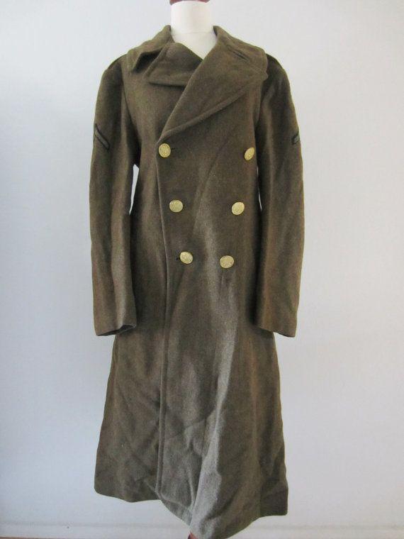 Us army overcoat
