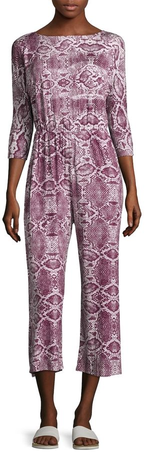 Rachel Pally Women's Jacob Printed Jumpsuit