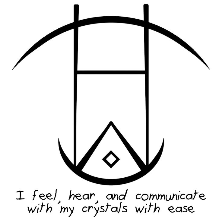 """Sigil Athenaeum - """"I feel, hear, and communicate with my crystals..."""