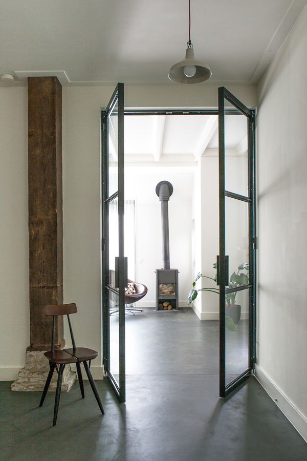 Oh to have these doors somewhere in my house...