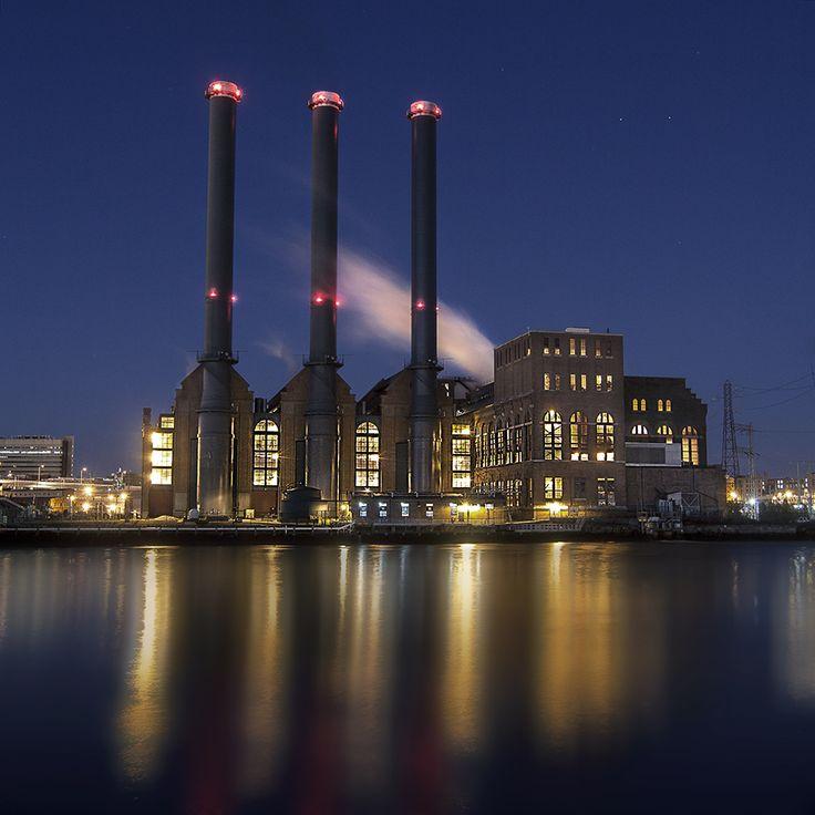 Industrial Beauty - Providence, Rhode Island