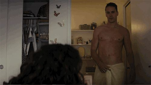 Pin for Later: 19 Times Taylor Kitsch Looked Sexy as Hell on Screen  Remember his sexy shirtless scene in True Detective season two?
