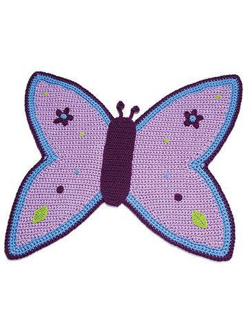 Maggie's Crochet - Crochet Rugs For Kids