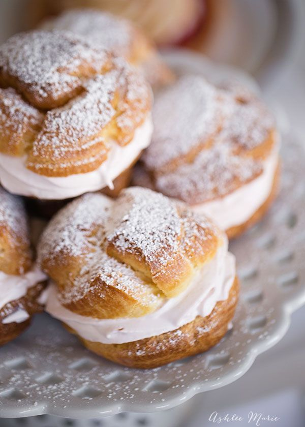 how to make choux pastry video