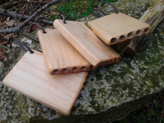 Viking Panpipe in D Major by AncientMusic on Etsy, £30.00