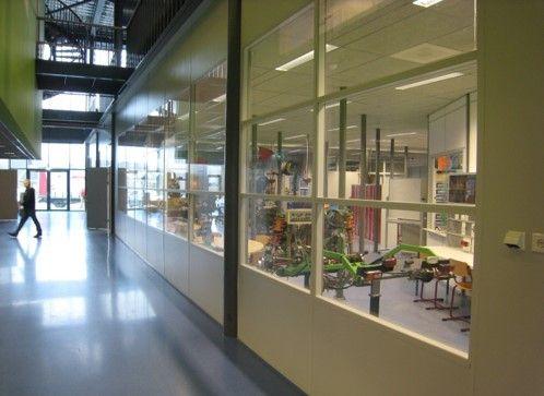 Via Kampen, vocational training